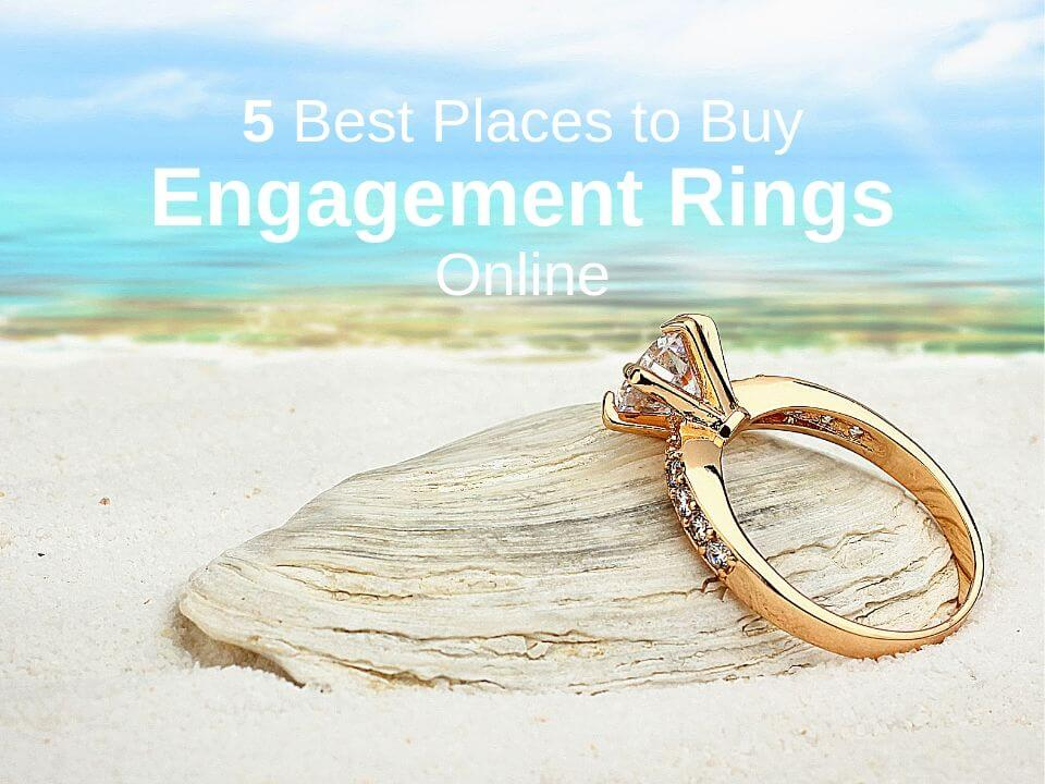 Best diamond engagement ring online jewelers