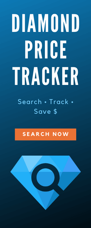 Diamond price tracker, search and save money
